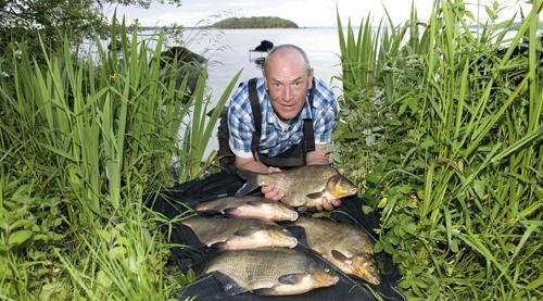 Lough Derg - Holy Island Billy Delves