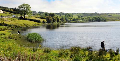 Muckno Lodge - Lough Eigish