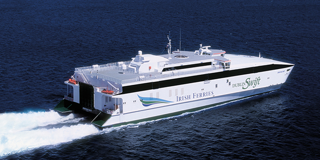 Ferry To Ireland From Holyhead >> Ferry Times Active Irish Breaks